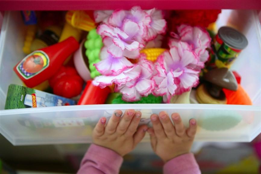 Motivating children to clean