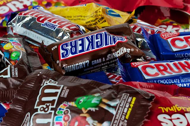Gluten-Free Candy List