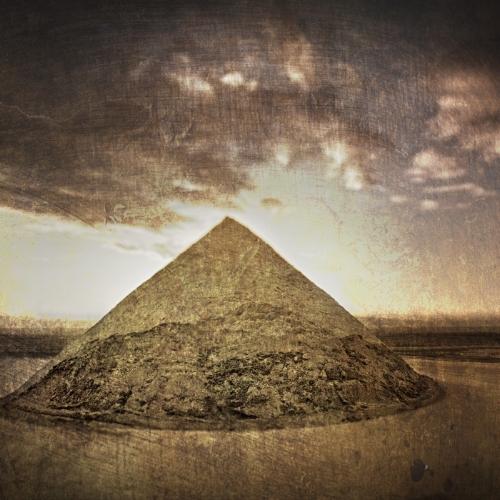 Golden Pyramid by Susan Scott