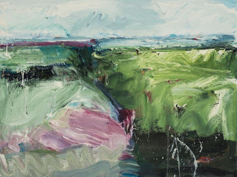 """Heart in the Wilderness"" by Lin Fischer"