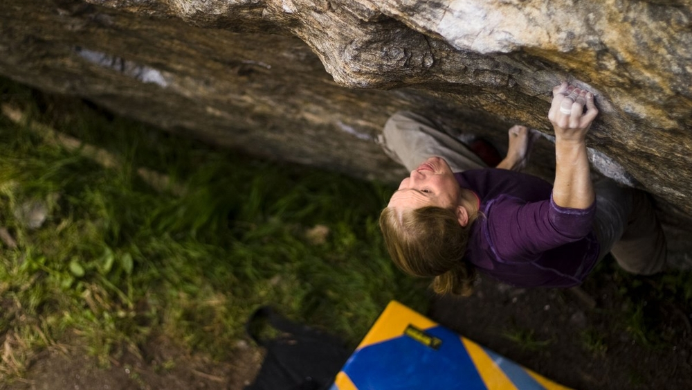 European Human Being, V12, RMNP.  Ryan Olson Photo.
