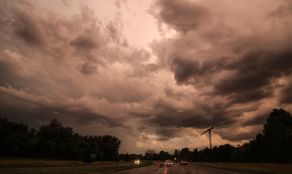 Front Range storm