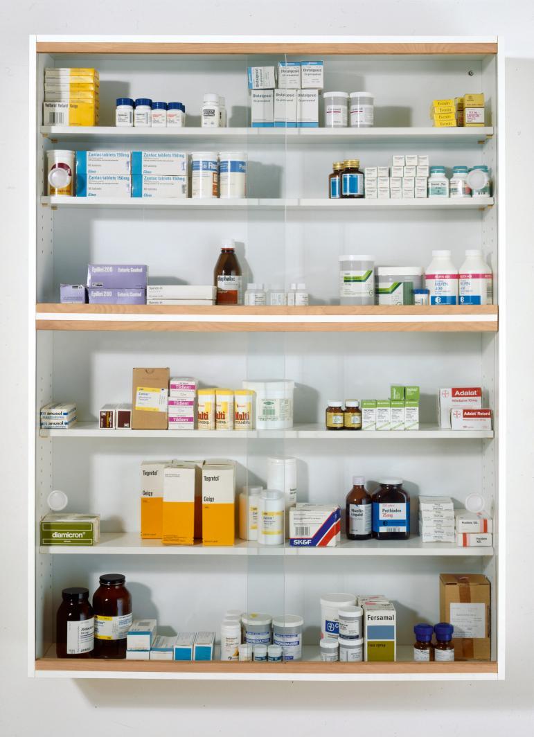 Week One: Medicine Cabinets — Vincent Calianno