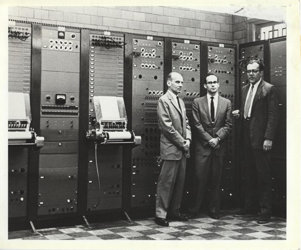 RCA Electronic Music Synthesizer Mark I, 1956