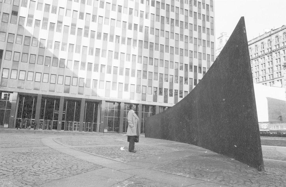 Richard Serra, Tilted Arc