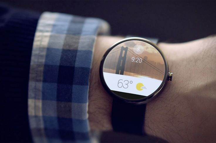 Motorola 360 Smartwatch Android Wear