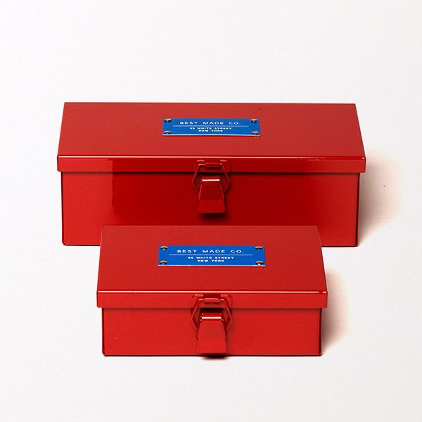 Bestmadeco The Strongbox Red