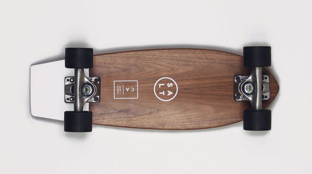 Salt Skateboard Mini Bottom