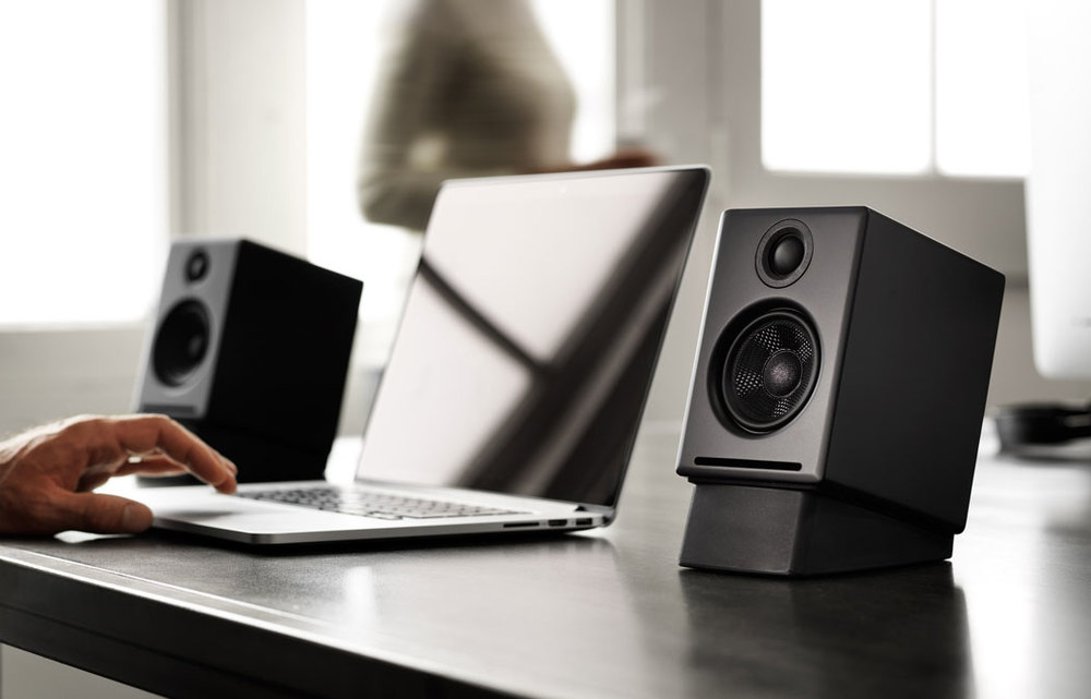 Audio Engine A2+  Powered Desktop Speakers