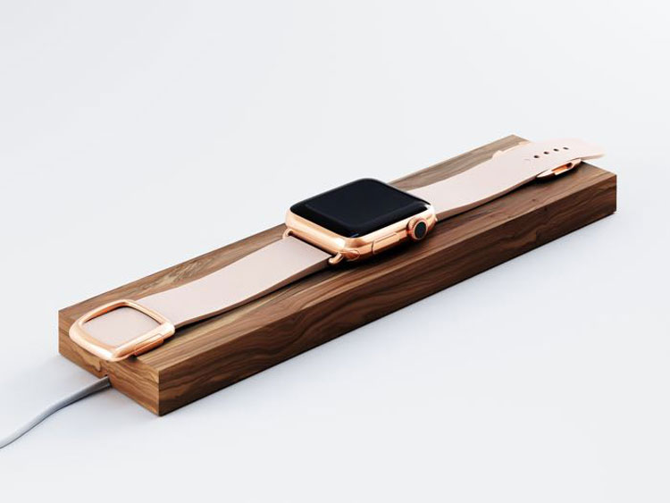 Composure Apple Watch Charging Platform