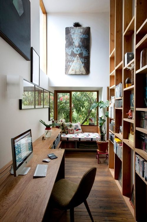 NARROW HOME OFFICE WOODEN DESKS ITCHBAN.COM.jpg
