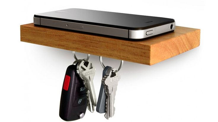 SMARTPHONE SHELF MAGNET KEY HOLDER ITCHBAN.COM