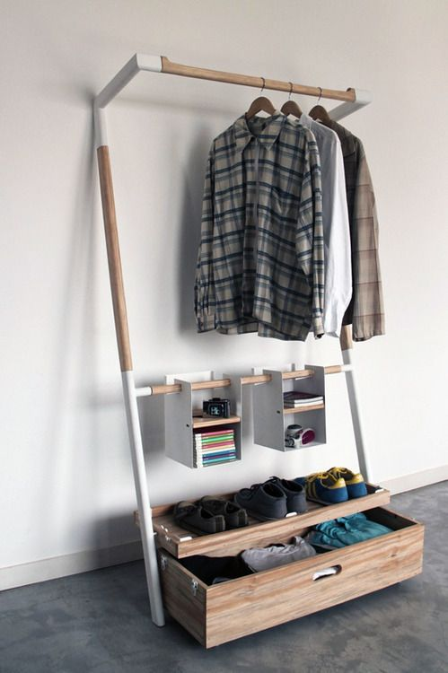 OPEN CLOTHES CLOSET SOLUTION ITCHBAN.COM