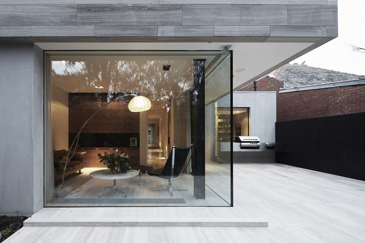 Glass Wall Architecture Home ITCHBAN.com