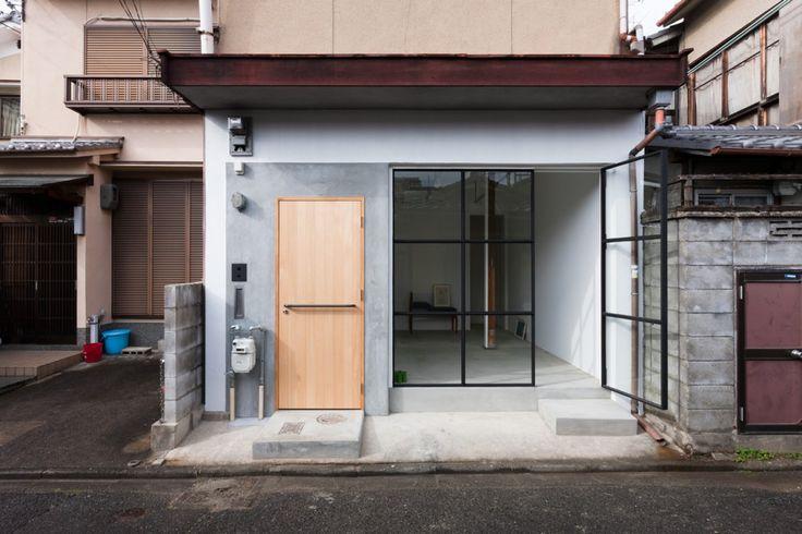 House in Shichiku Shimpei Oda Architects House ITCHBAN.com