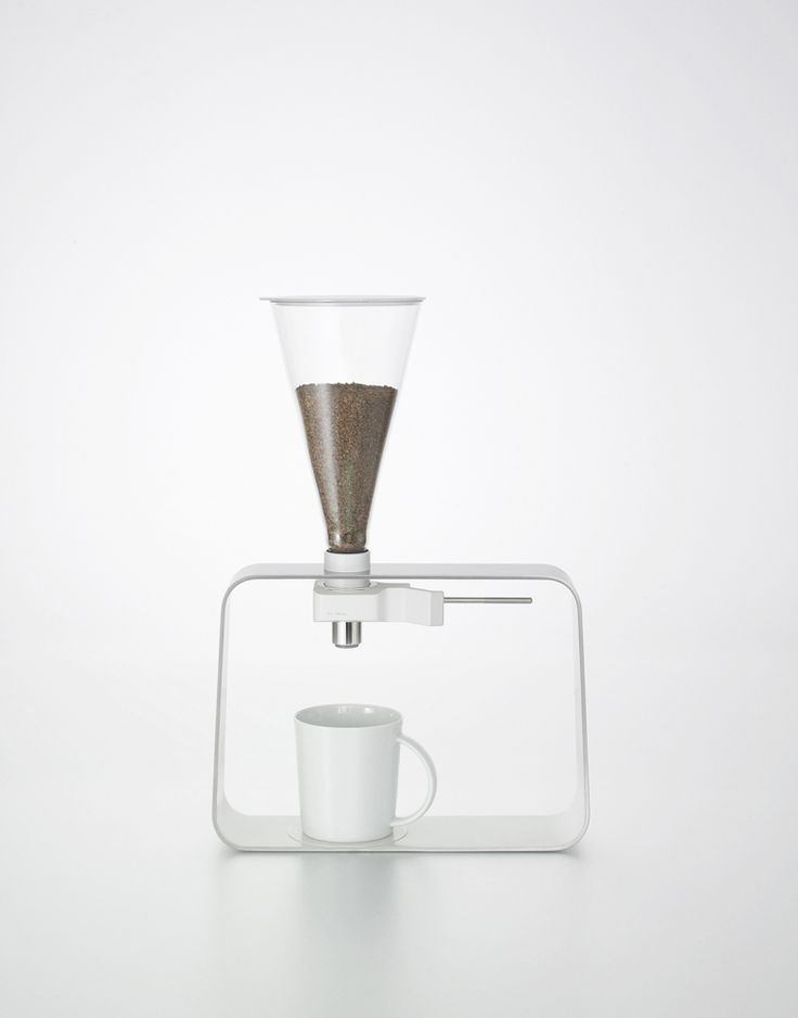 Industrial Design Stylish Instant Coffee Dispenser ITCHBAN.com.