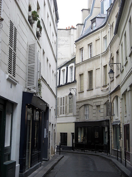 European alleyways ITCHBAN.com