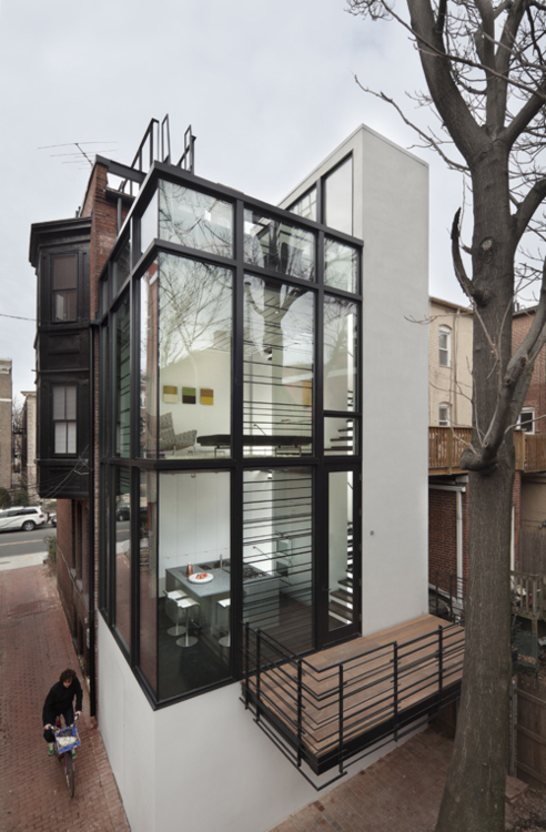 Full Glass walled house ITCHBAN.com