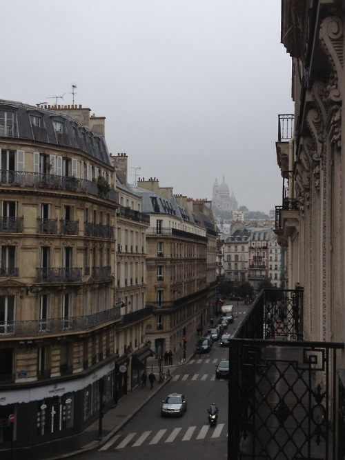 Parisian Buildings architecture ITCHBAN.com