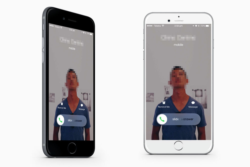 How to change your caller id on iphone 6