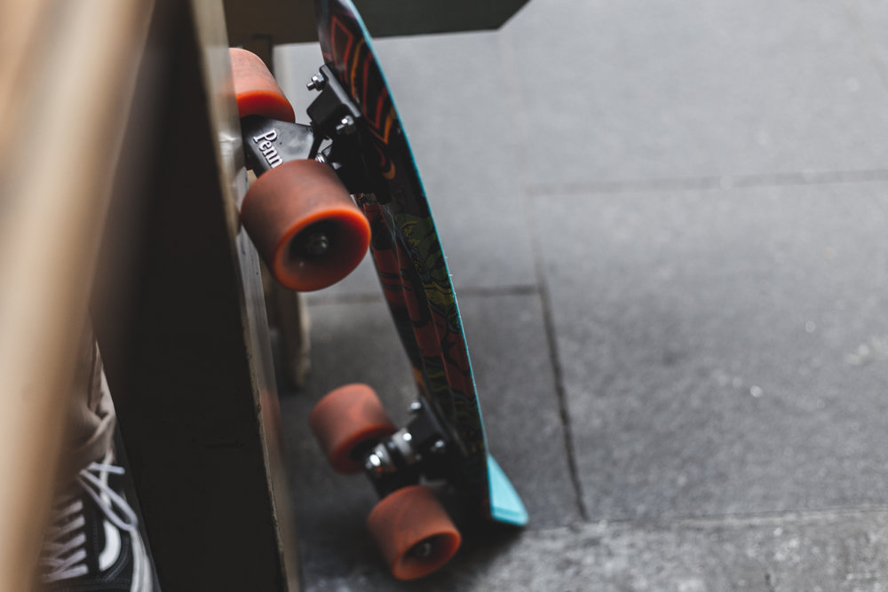Penny Board Skateboards
