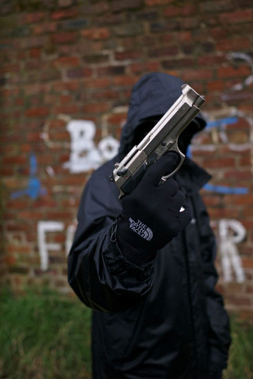 Liverpool Gun Gangs, April 2009