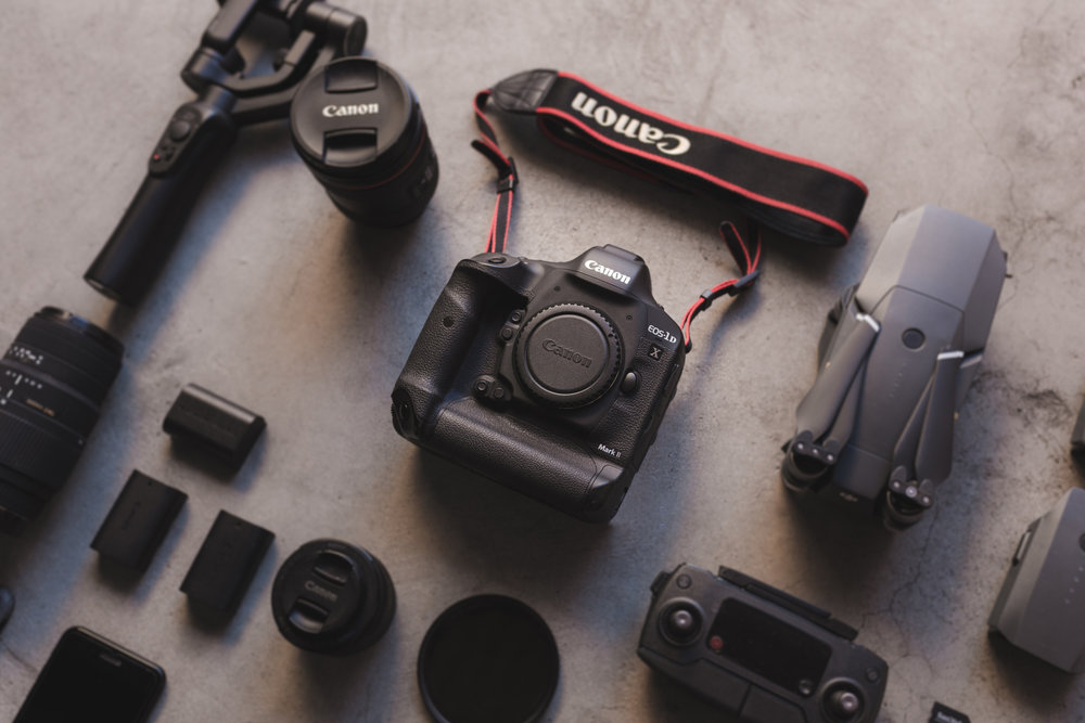 Canon 1DX Mark II Gear Review