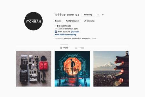 Guide: How to choose an Instagram & Twitter username — itchban