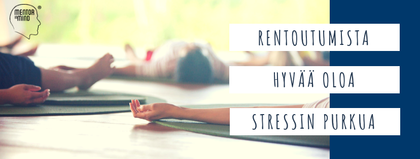 Haetko välineitä stressinhallintaan, palautumiseen, hyvään oloon ja itsetuntemukseen?  Tule mukaan mindfulness -iltaan TAI pidemmälle 8-viikon valmennuskurssille. Katso lisätiedot alempana.