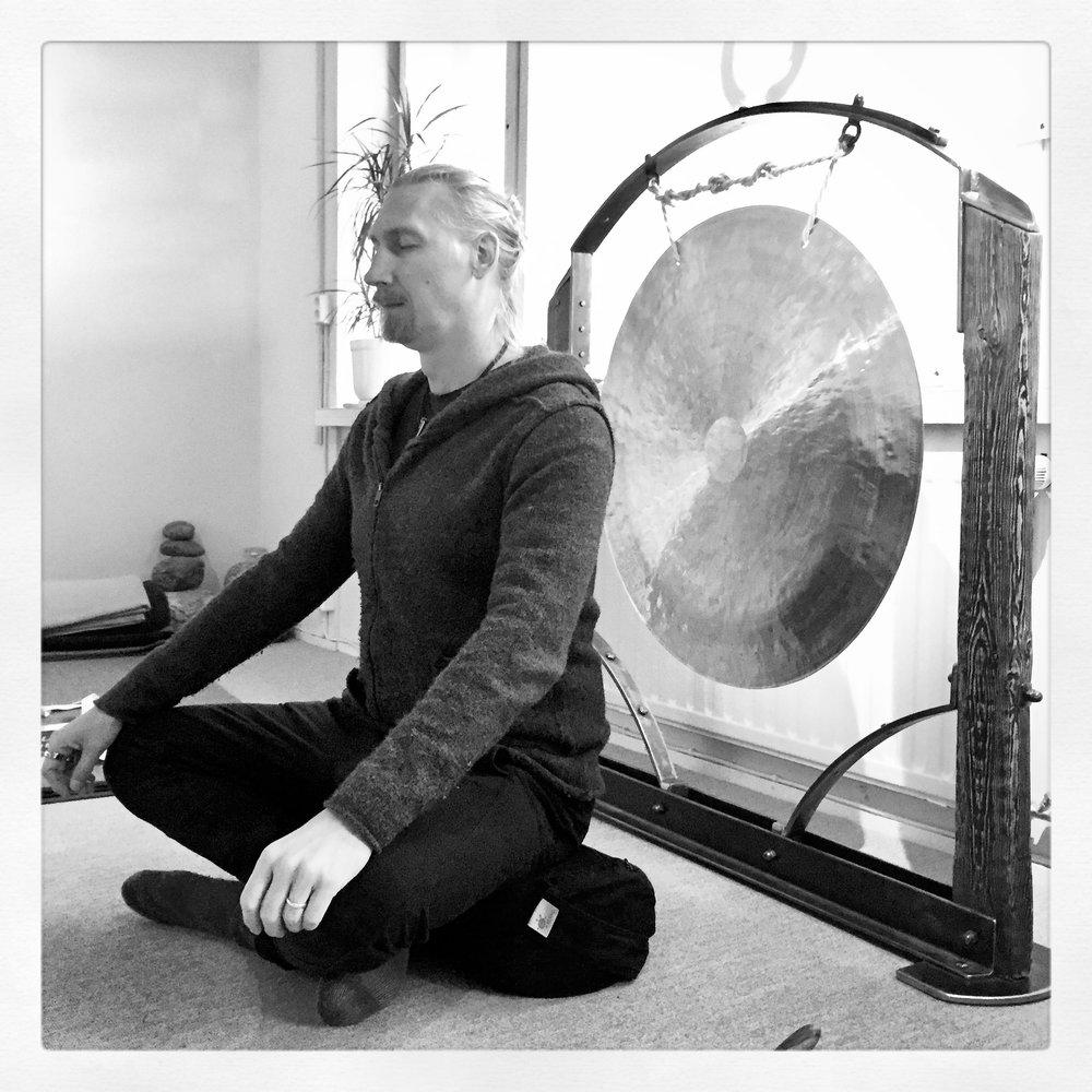 Petri Kassinen, Mindfulness -ohjaaja