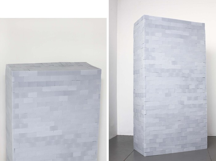 powersponge) Brick without projection