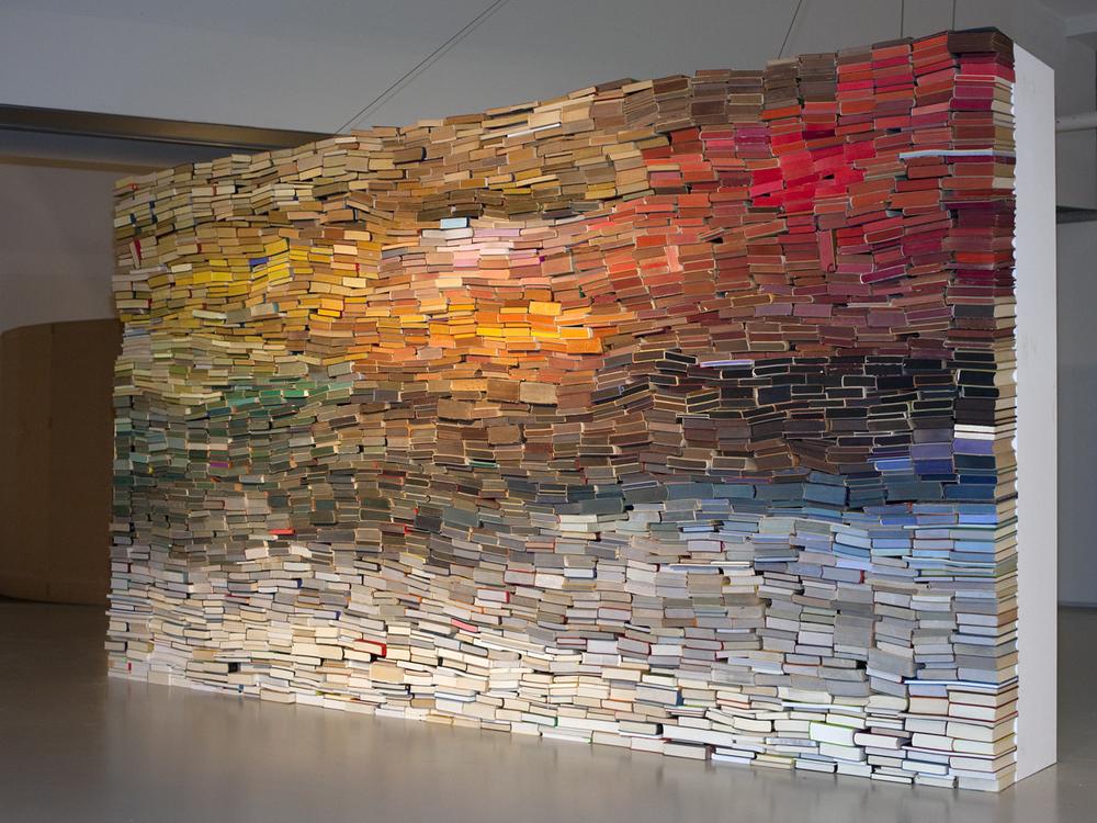 Holland Papier Biënnale  (group) 05.02.2010 – 12.09.2010.CODA Museum, Apeldoorn NL