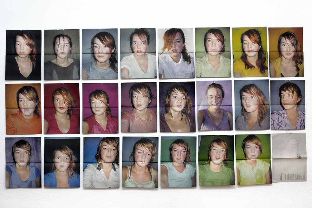 all pages folded to the right photo match, 2010