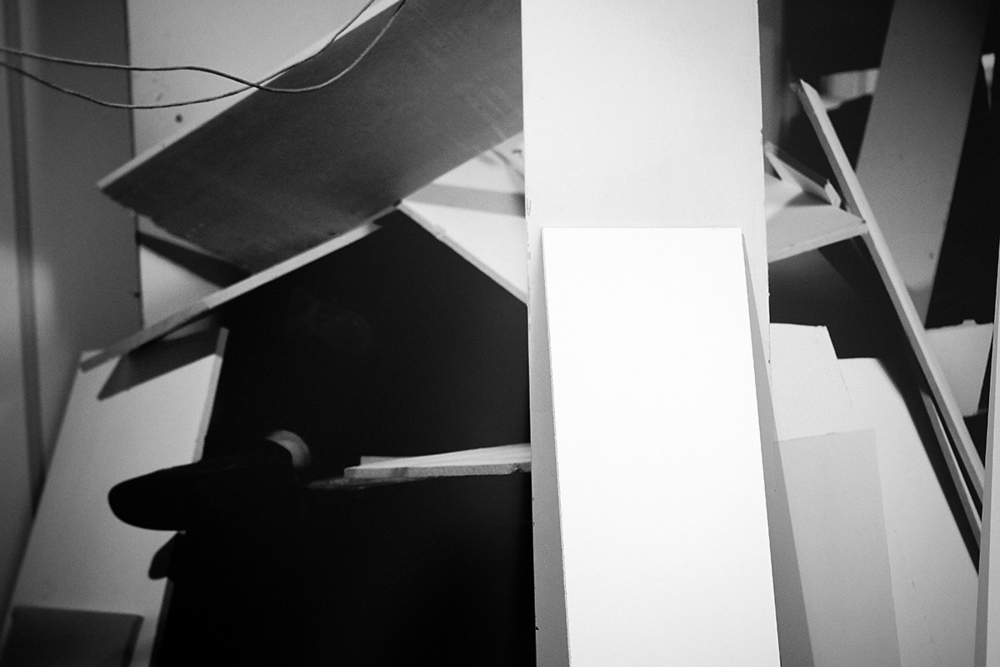 Intercollapsing,  Second Act Festival  2011, De Brakke Grond, Amsterdam 2011
