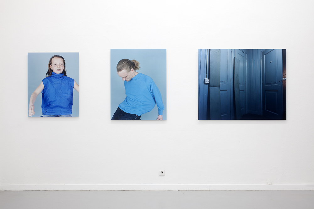 solo exhibition at Künstlerhaus Bethanien Berlin 2009