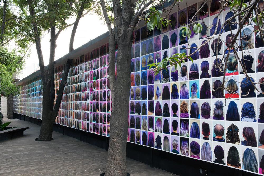 AHEAD @Centro de la Imagen, Mexico City (2017)