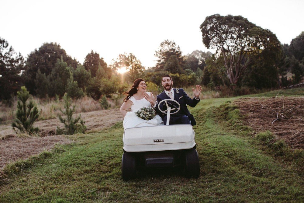 Melbourne Wedding Photographer - Summergrove Estate