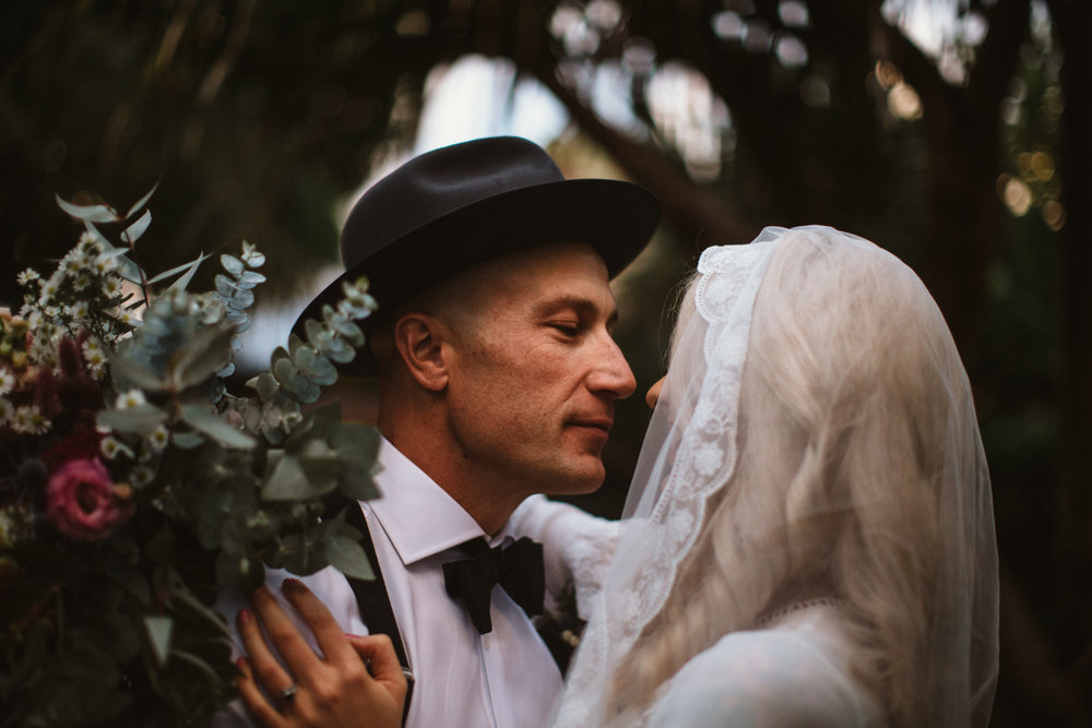 Veruska & Curly, Secret Garden Byron Bay