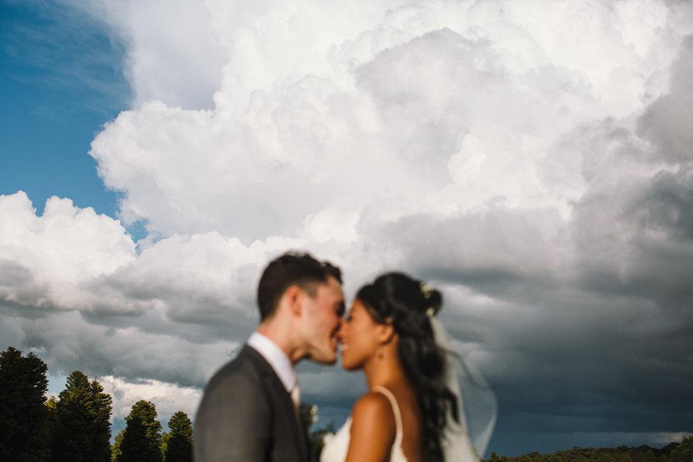 Riley & Regine - Lyrebird Falls Wedding 22.11.2018