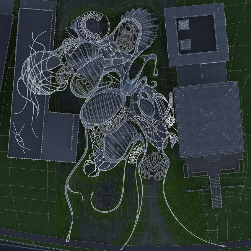 houseXI-asteriskos-organic-realtime-maya-scripting-3dprint-render-top-view.jpg