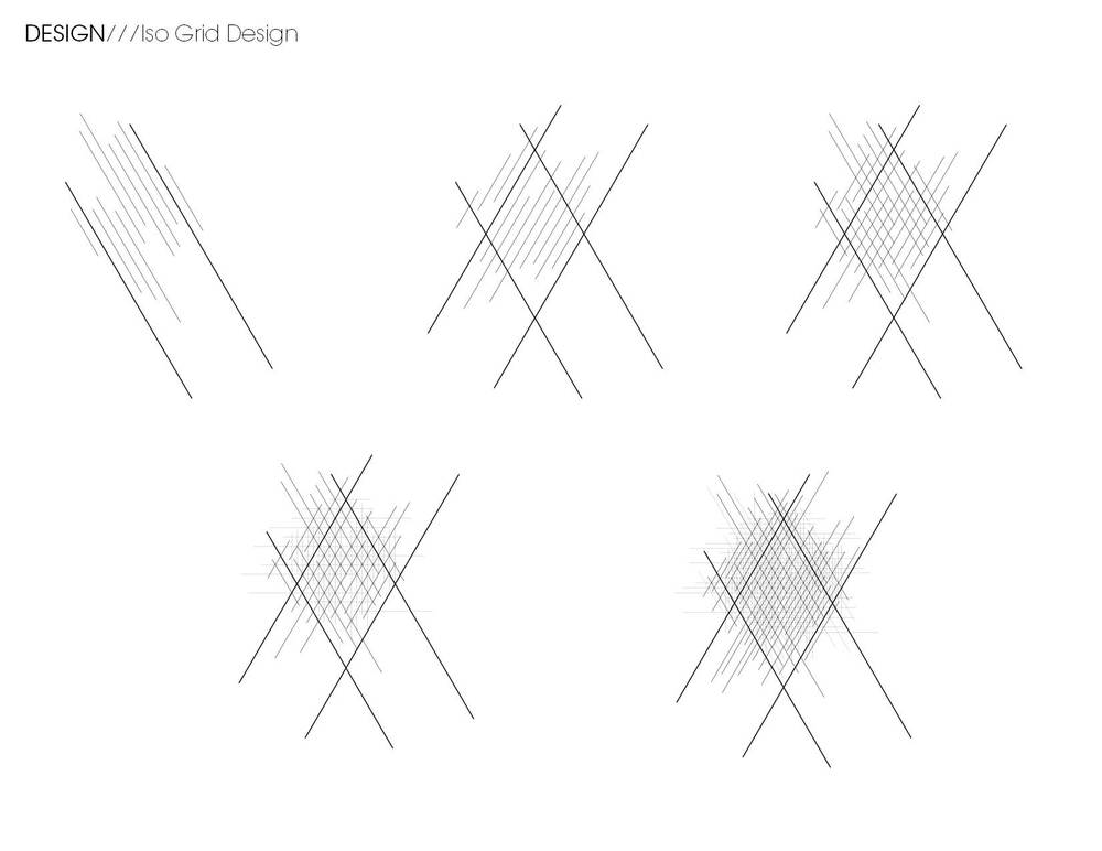 Isometric Grid Design