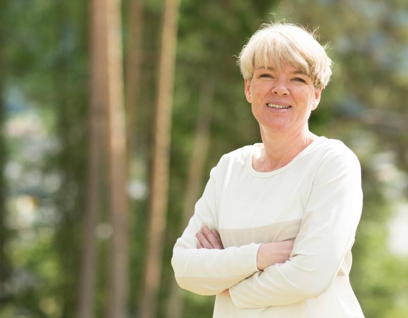 Regionsdirektør for Sogn og Fjordane, Monica Solheimsnes Foto:Hilleren foto
