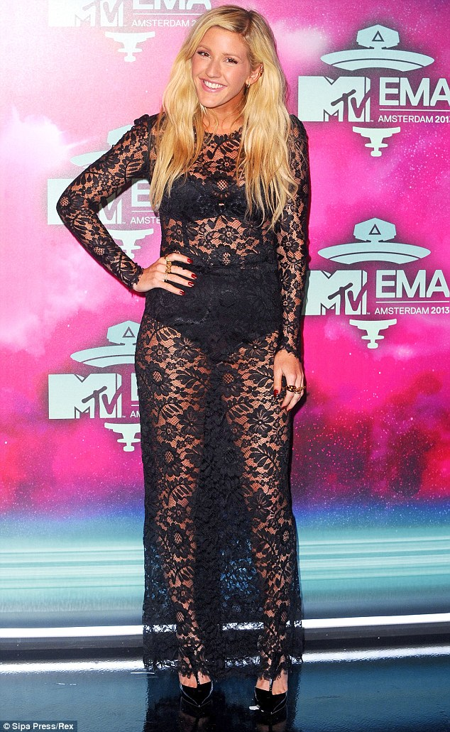 Here's Ellie Golding working her big pants too!! and a similar at  Asos .