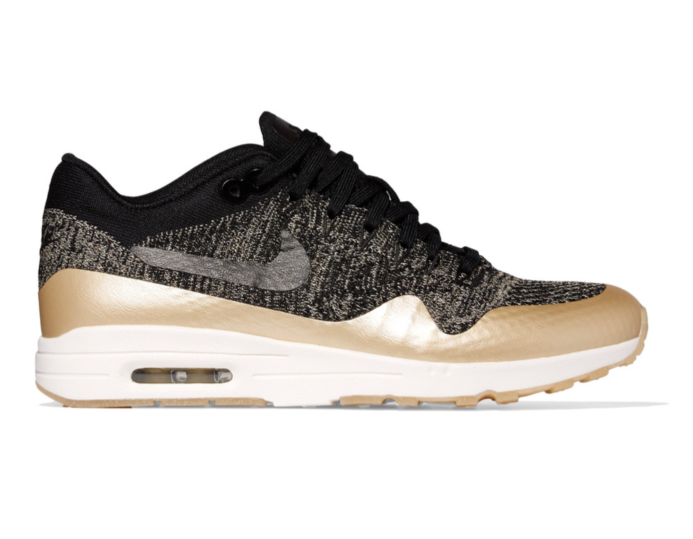 Nike Air Max metallic trimmed £48 (from £120)