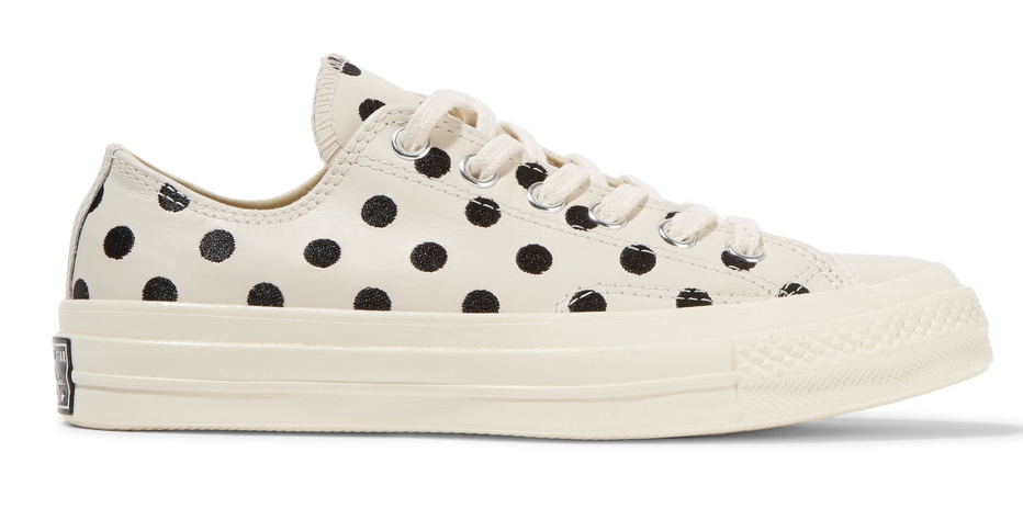 Polka Dot Converse £40 (from £80)