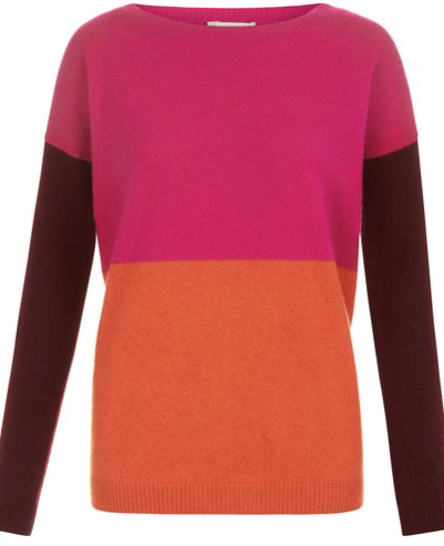 Pink Sofia Sweater £85