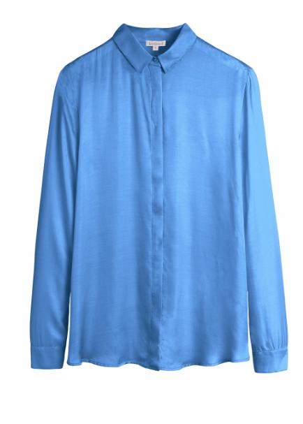 Kettlewell Colours Silk Blend Shirt £119