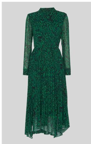Whistles Printed Midi dress £179