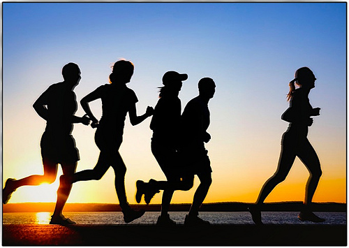 Regular aerobic exercise improves cognitive functioning