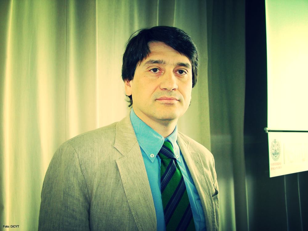 Prof. Fernando Maestú, Director of the Laboratory of Cognitive and Computational Neuroscience, Madrid.